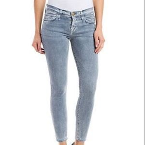 Current/Elliott Stiletto Bleach Out Navy Jeans 26